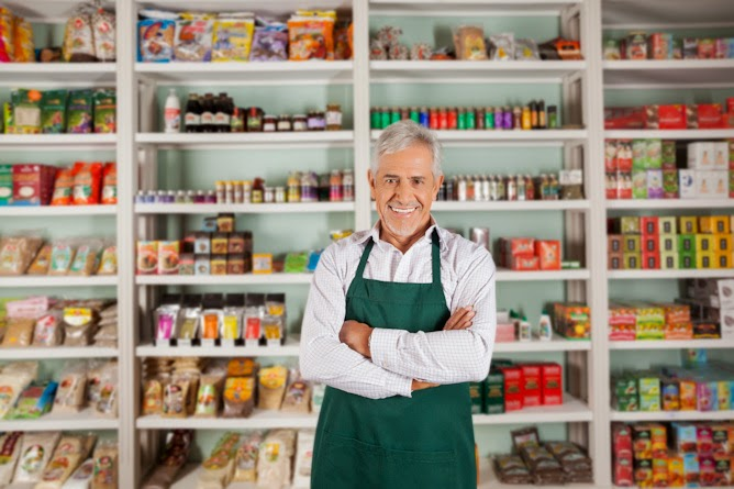 Earth Day Tuesday - Supermarkets, Other Small Businesses Capitalize
