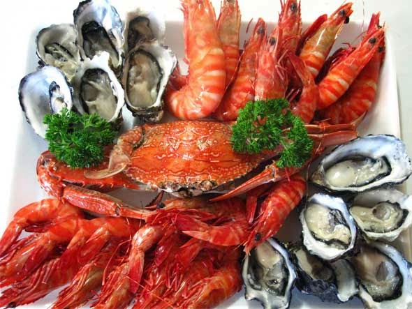 Seafood Big Seller During Summer