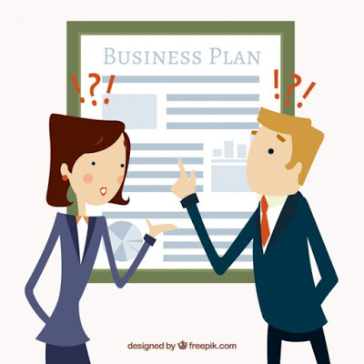Creating a Business Plan? Here's Where to Begin...
